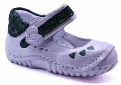 Teo Bebe - Teo Bebe 114 Hakiki Deri Ortopedi Kız Çocuk İlkadım Ayakkabı