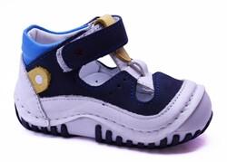 Teo Bebe - Teo Bebe 117 Hakiki Deri Ortopedi Erkek Çocuk İlkadım Ayakkabı