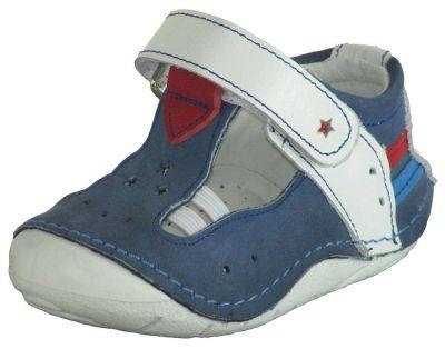 Teo Bebe Ortopedi Hakiki Deri Erkek Bebe İlk Adım Ayakkabı (18-24)