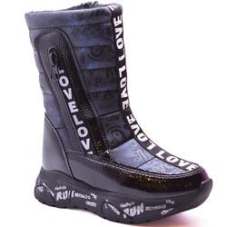 Twingo - Twingo 7361 Ortopedi Yağmur Kız Çocuk Bot Ayakkabı