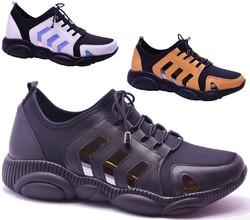 Marco Jamper - Witty 185 Ortopedi Bağcıksız Günlük Kadın Spor Ayakkabı