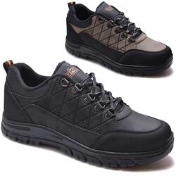 ISPARTALILAR - X26 Ortopedi Trekking Erkek Kısa Bot Ayakkabı (40-44)