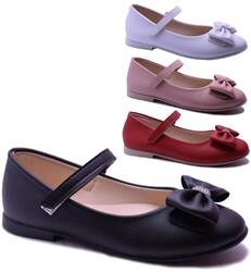 ISPARTALILAR - Yükseliş 1101 Ortopedi Günlük Kız Çocuk Babet Ayakkabı (21-36)